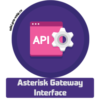 Asterisk gateway Interface (AGI)