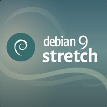 """Выпущен Debian 9 """"Stretch"""""""