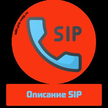 Описание протокола SIP
