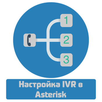 Настройка IVR в Asterisk