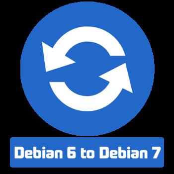 Как обновить Debian 6 Squeeze до Debian 7 Wheezy