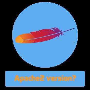 Как узнать установленную версию Apache?