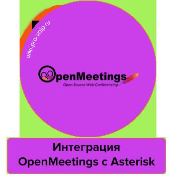 Интеграция OpenMeetings с Asterisk